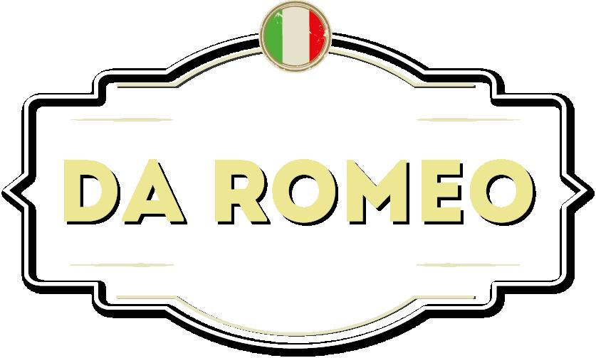 DA ROMEO | Gullegem | Italiaanse traiteur - Pizza - Pasta logo